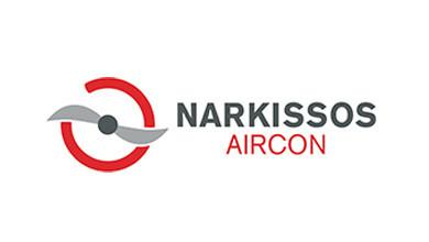Narkissos Aircon Logo